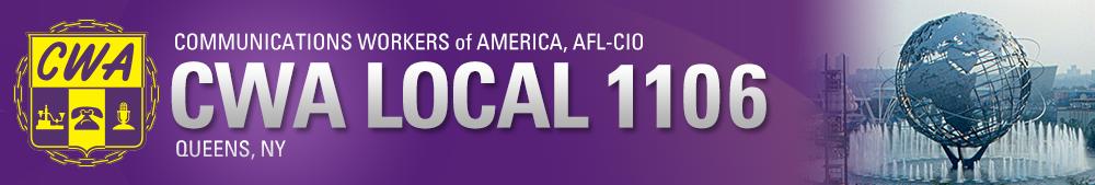 CWA 1106 Banner image